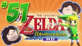 Repeat youtube video Wind Waker HD: Play Me a Melody - PART 51 - Game Grumps