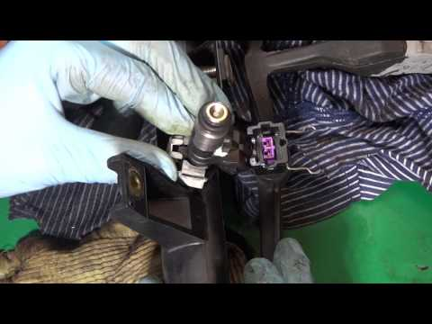 Peugeot TU Misfire – Fuel injector replacement