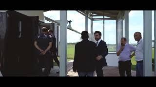 Delegation from UAE vizit EkoTechnoPark SkyWay