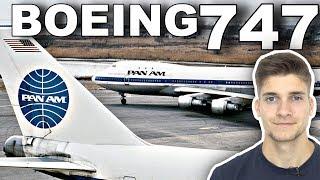 Die BOEING 747! (1) AeroNewsGermany