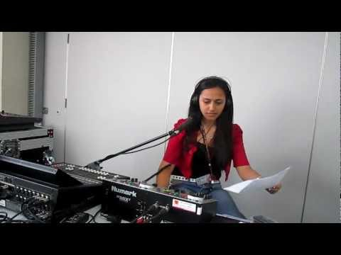 Dj Christine - Lyceum of the Philippines University Cavite Campus