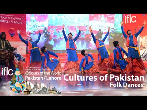 Cultures of Pakistan Folk Dance