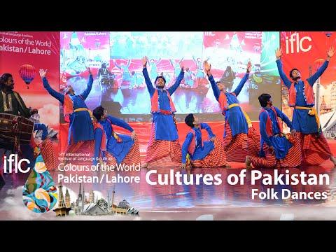 Cultures of Pakistan Folk Dance