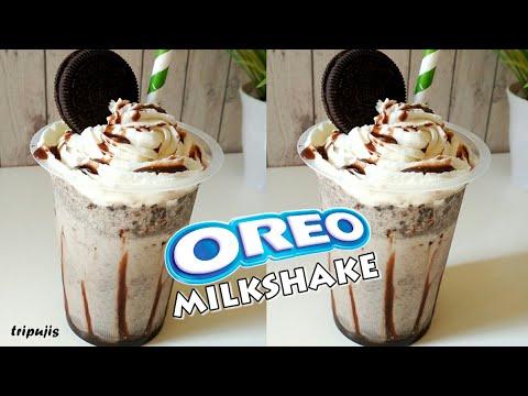 resep-oreo-milkshake- -mudah-dan-enak