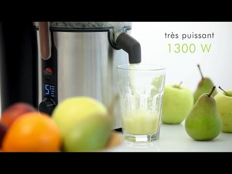 riviera & bar - centrifugeuse juice'n smooth - pr 785a - youtube