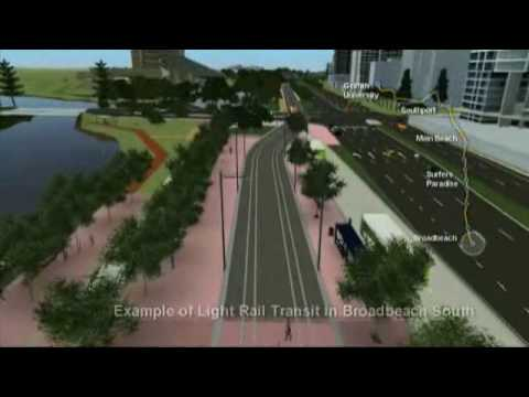 Broadbeach 3d imagery - Gold Coast Rapid Transit TAC avi.avi