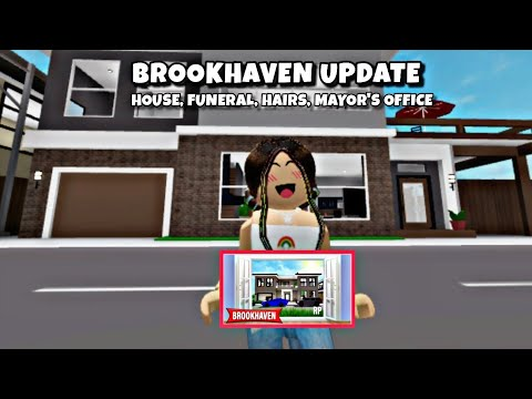 Brookhaven rp new update YouTube