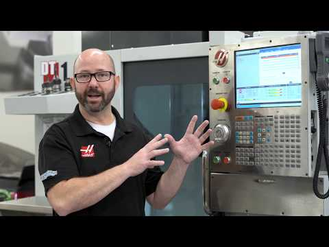 Haas Apps Minute - Linking Speed & Feed Overrides with Setting 144 - Haas Automation, Inc.