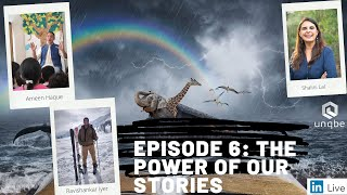 Future of Work Show Ep  6  The Power of Our Stories