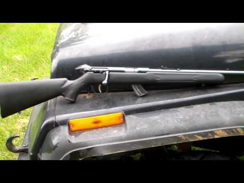 Savage Mark II ,22 Bolt action Rifle