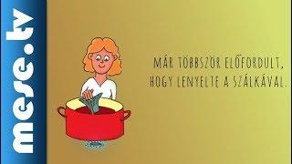 Kék Katica - Sóska Jóska (gyerekdal, animáció) | MESE TV