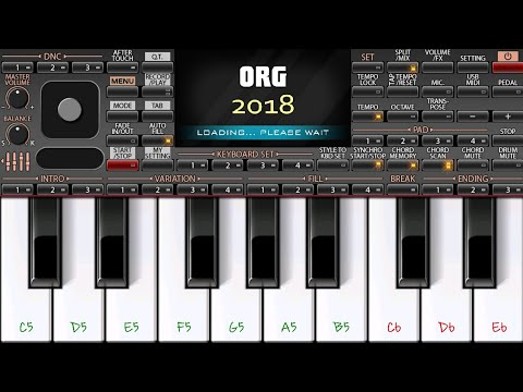 Pardesi Pardesi Instrumental On ORG2018