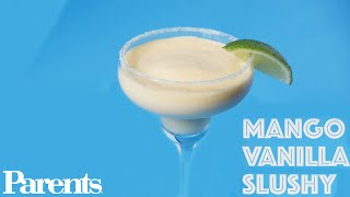 Mango Vanilla Slushy | Parents