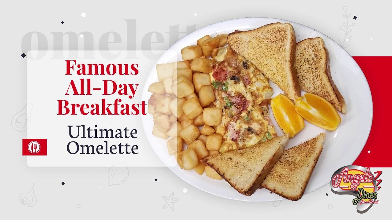 All Day Breakfast Brantford