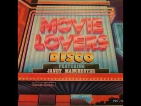 Janet Manchester - Movie Lovers Disco / 1978