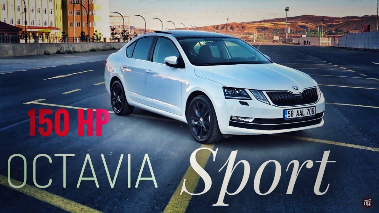Skoda OCTAVİA Sport | 150 HP | 1.4 TSİ | Spor Koltuklu | Otomobil Günlüklerim