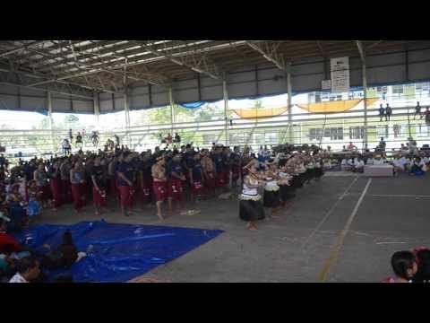 Kiribati- Short clip of KISA Celebating Kiribati Independence in Fiji 2016