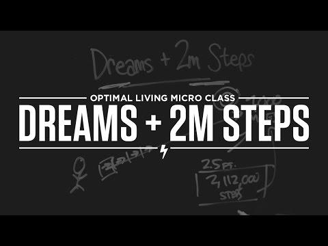 Micro Class: Dreams + 2m Steps