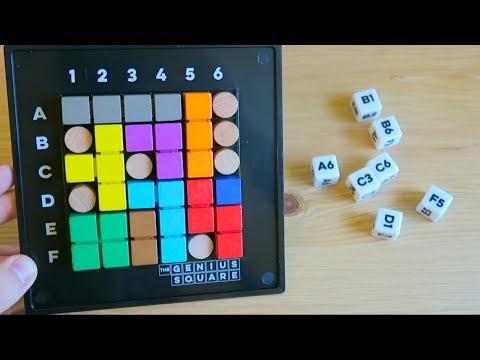 CanChrisSolve?: Genius Square