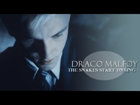 Draco Malfoy   The Snakes Start to Sing