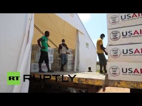 Liberia: World Food Program dispatches aid in fight against Ebola
