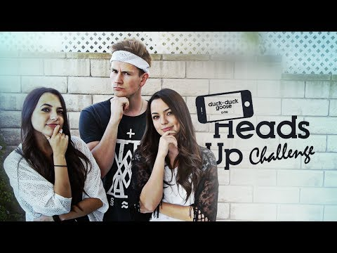 HEADS UP CHALLENGE ft Twins
