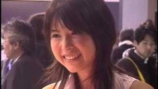 この娘は誰!? 絶世の美少女 ホンダ 大阪オートメッセ2006 池見典子 動画 12