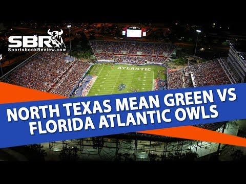 Free Picks | North Texas vs Florida Atlantic Owls | College Football Betting Preview