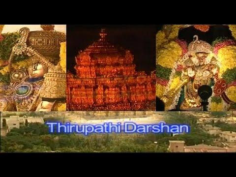 Tirupati Darshan I A Pilgrimage to Tirumala During Brahmotsavam