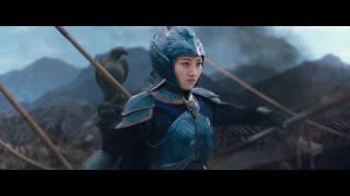 Великая стена 2016 русский трейлер HD от KinoKong.cc