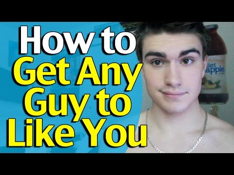 Get a guy to like you