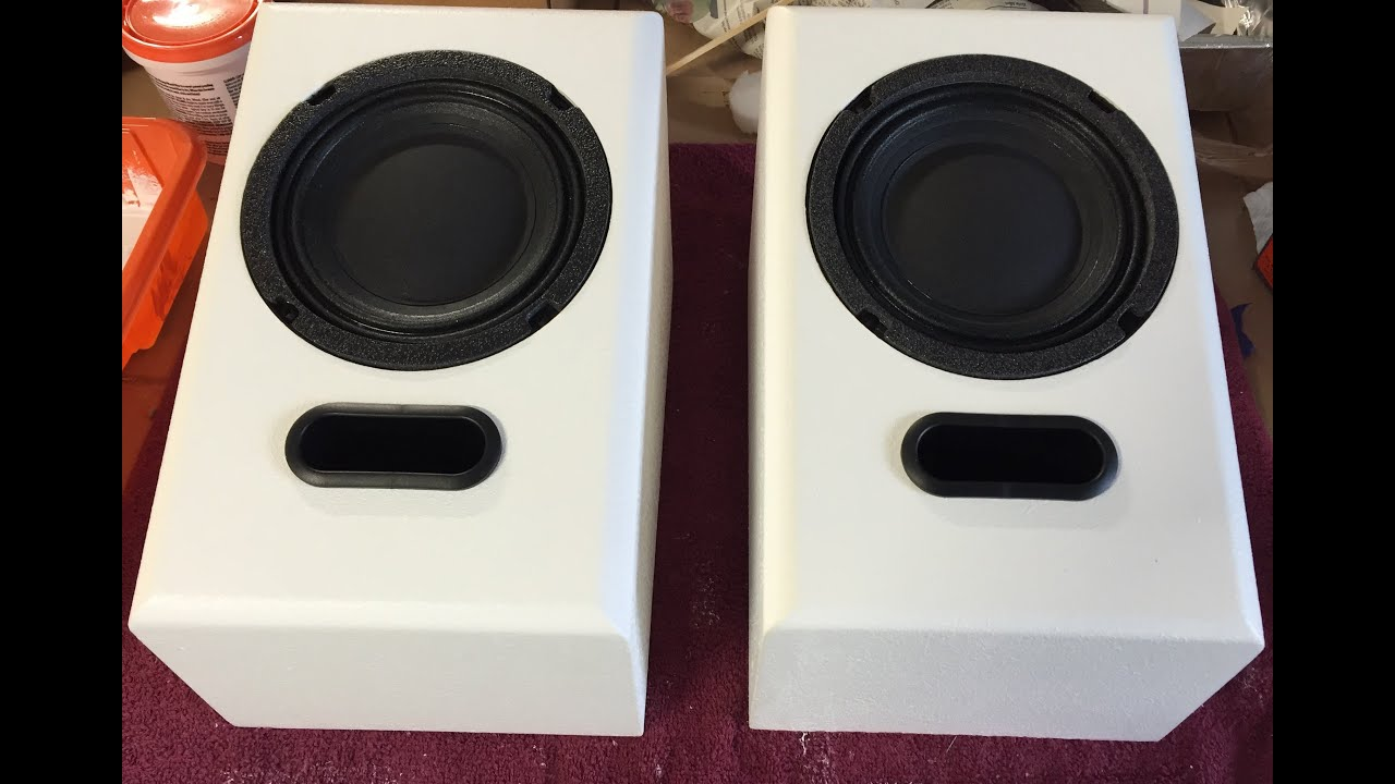 Diy Speaker Build Kit