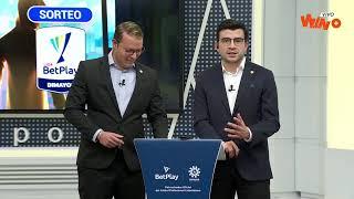 Sorteo del fixture de la Liga BetPlay Dimayor 2021-I
