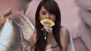 20100502 楊丞琳異想天開新歌精選簽唱會 - 演唱组曲