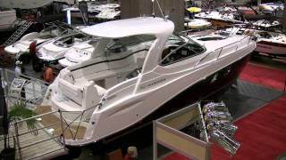2012 Rinker 310 Express Cruiser at 2012 Montreal Boat Show Salon du Bateau de Montreal