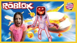 #Roblox - Airplane HORROR story! The plane journey from HELL!! #NOTIAMFAITH