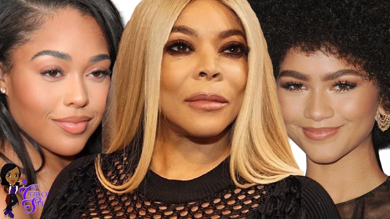 Wendy Williams NOT Doing Well AT ALL | Jordyn Woods LYING About BBL? | Zendaya Cancelled For 4C Wig?