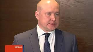 """""""Непростой был период"""": и.о. главы Хакасии встретился с журналистами"""