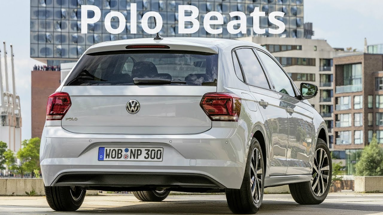2018 volkswagen polo beats with 300 watt sound system. Black Bedroom Furniture Sets. Home Design Ideas