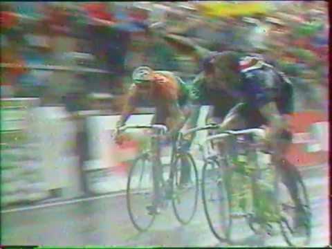 1989  Road World Championships - Championnats du monde de cyclisme - Chambéry, FRANCE (subtitled)