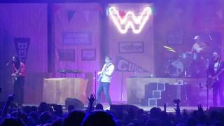 Weezer Complete PERFECT SITUATION @ BB&T Pavilion Camden, NJ  7-21-18