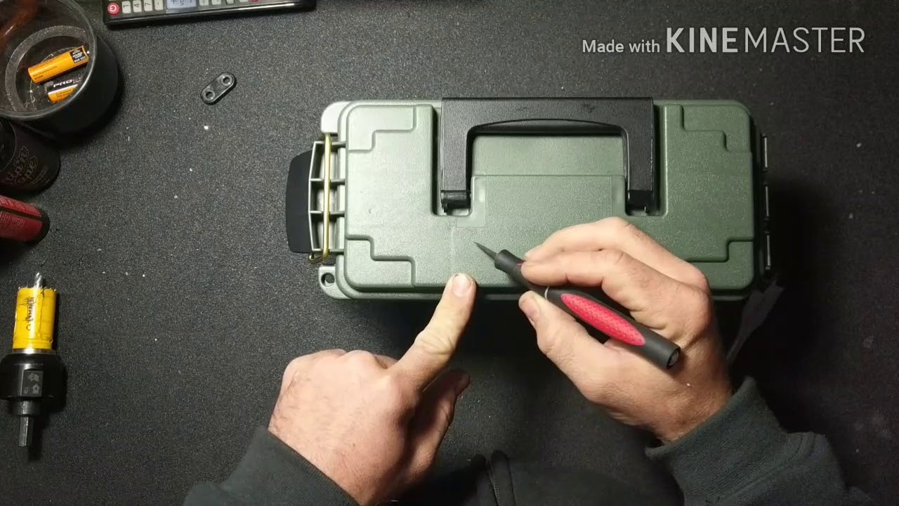 How To Build A Portable Power Box Version Two Youtube
