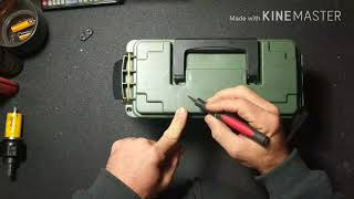 How to build a portable power box version two