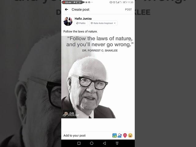 Gambar di FB Berterabur? Susun Facebook Album Dengan Mudah