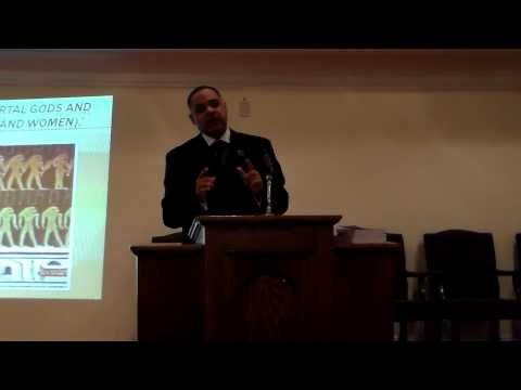 "Dr Wesley Muhammad on Rafiq Bilal's ""Egyptian Sacred Science in Islam"". Part I"