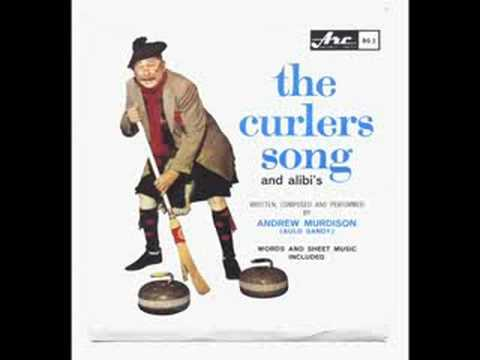 The Curler's Song (Curling Song) by Andrew Murdison