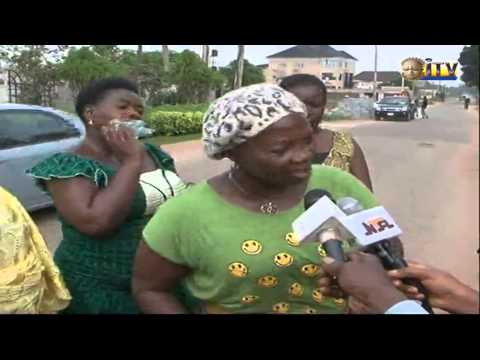 Groups protest alleged seizure of land from son of Benin Monarch by Gov. Oshiomhole