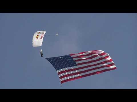 Red Bull Air Race San Diego 2017