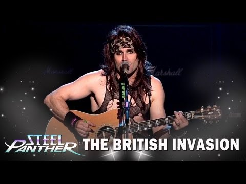 """Steel Panther - """"The British Invasion"""" Teaser #7 """"Girl from Oklahoma"""""""
