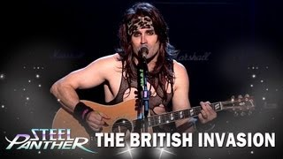 "Steel Panther - ""The British Invasion"" Teaser #7 ""Girl from Oklahoma"""